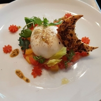 ACCORD TOMATES BURRATA
